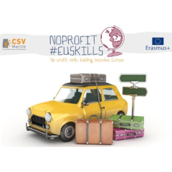 No profit skills building inclusive Europe