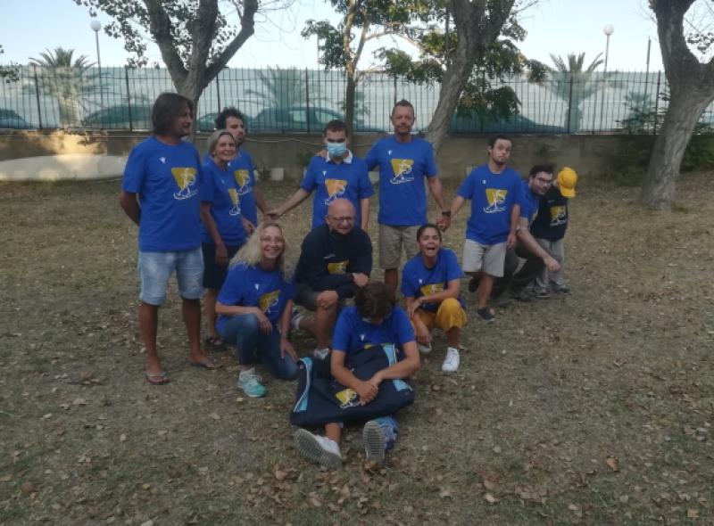 Gli atleti di Progetto Filippide Marche a Roma per la Run for autism