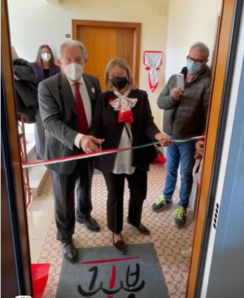 """La solidarietà fa fiorire """"Il melograno"""", così si chiama la nuova CasAil di Ancona"""