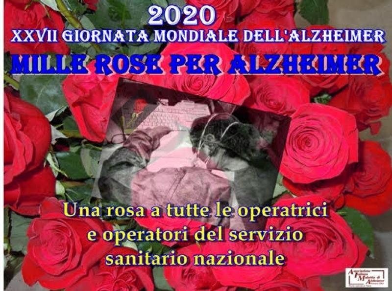 Giornata mondiale Alzheimer, l'Aima Pesaro c'è