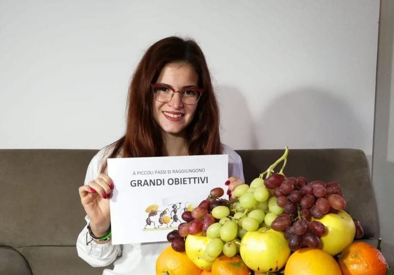La dietista dell'associazione Help premiata al concorso nazionale