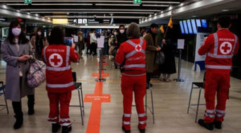 Coronavirus, l'impegno e i consigli di Croce Rossa e Anpas nazionali